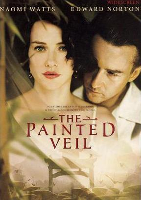 The Painted Veil DVD cover art