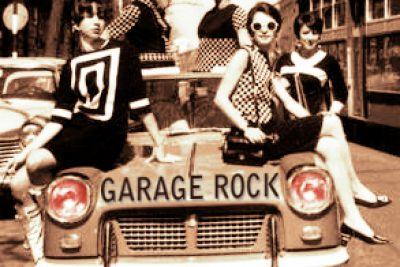 Fall for Garage Rock