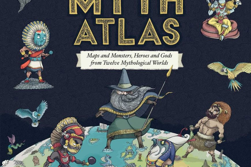 A Refreshing  and Accessible Window into the Wonders of Mythology