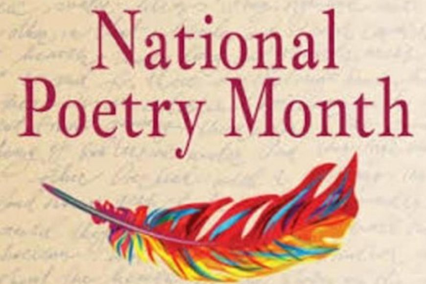 All that Hoopla!- National Poetry Month